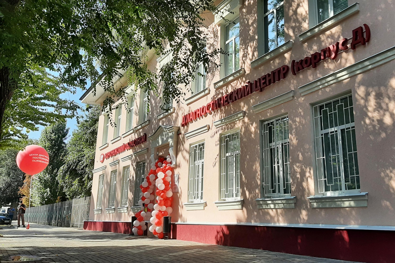 Открылся первый в Воронежской области центр диагностики ковидных осложнений