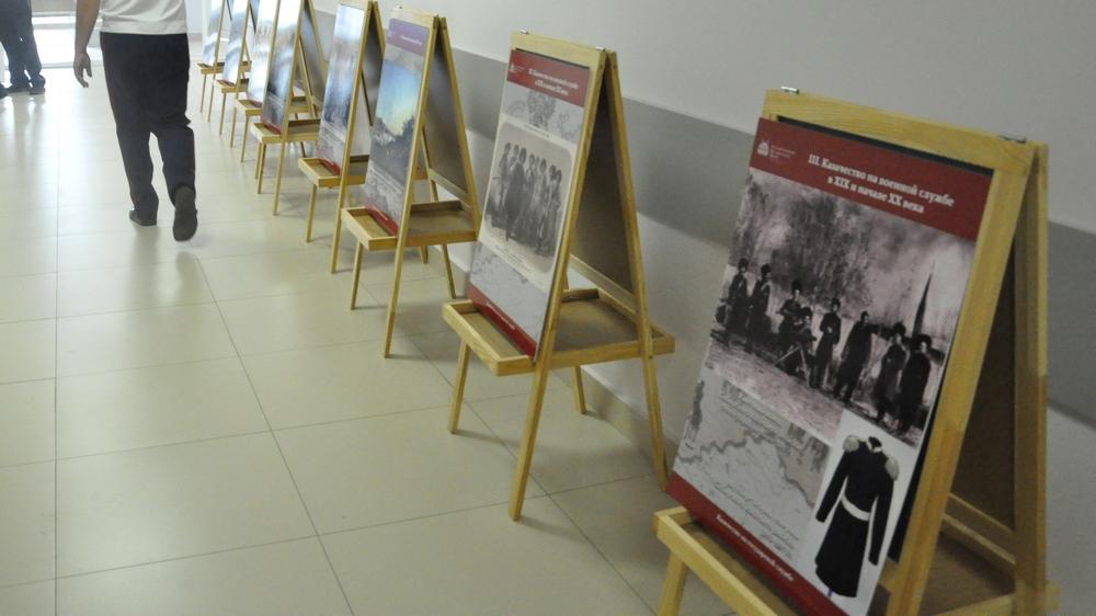 Плакаты об истории российского казачества из собрания Государственного Исторического музея РФ