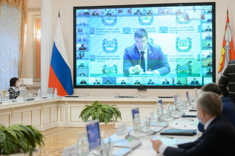 Фото– пресс-служба правительства Воронежской области