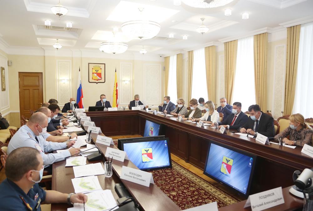 Фото– пресс-служба мэрии Воронежа