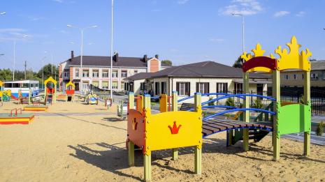 В Лисках в детском саду №10 открыли ясли на 40 мест