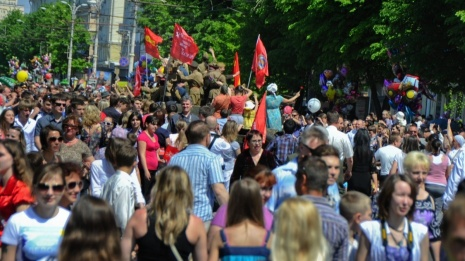Мэрия Воронежа подготовила 18 акций к 9 Мая