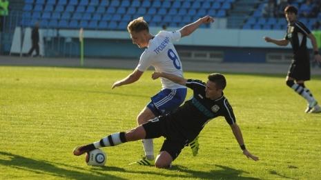 Хавбек воронежского «Факела» дебютировал в молодежной сборной России