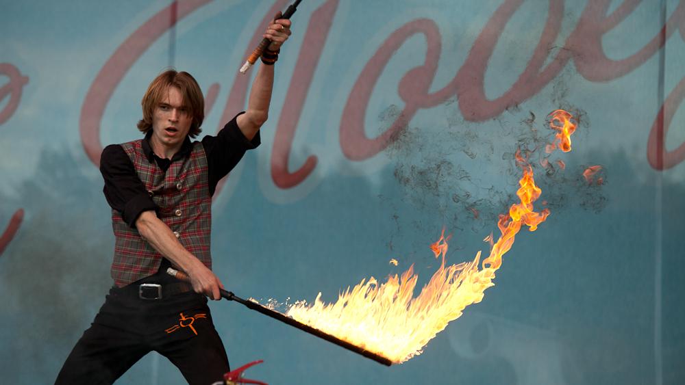 Огненный меч как сделать для фаершоу 922