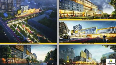 В Воронеже у СК «Энергия» построят 21-этажный дом и гостиницу