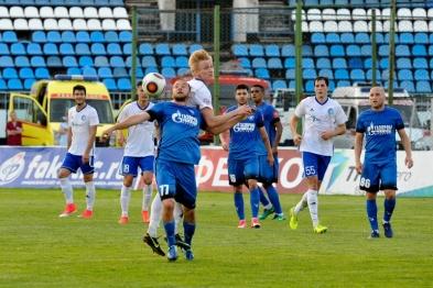 Воронежский «Факел» проиграл «Оренбургу» со счетом 0:5