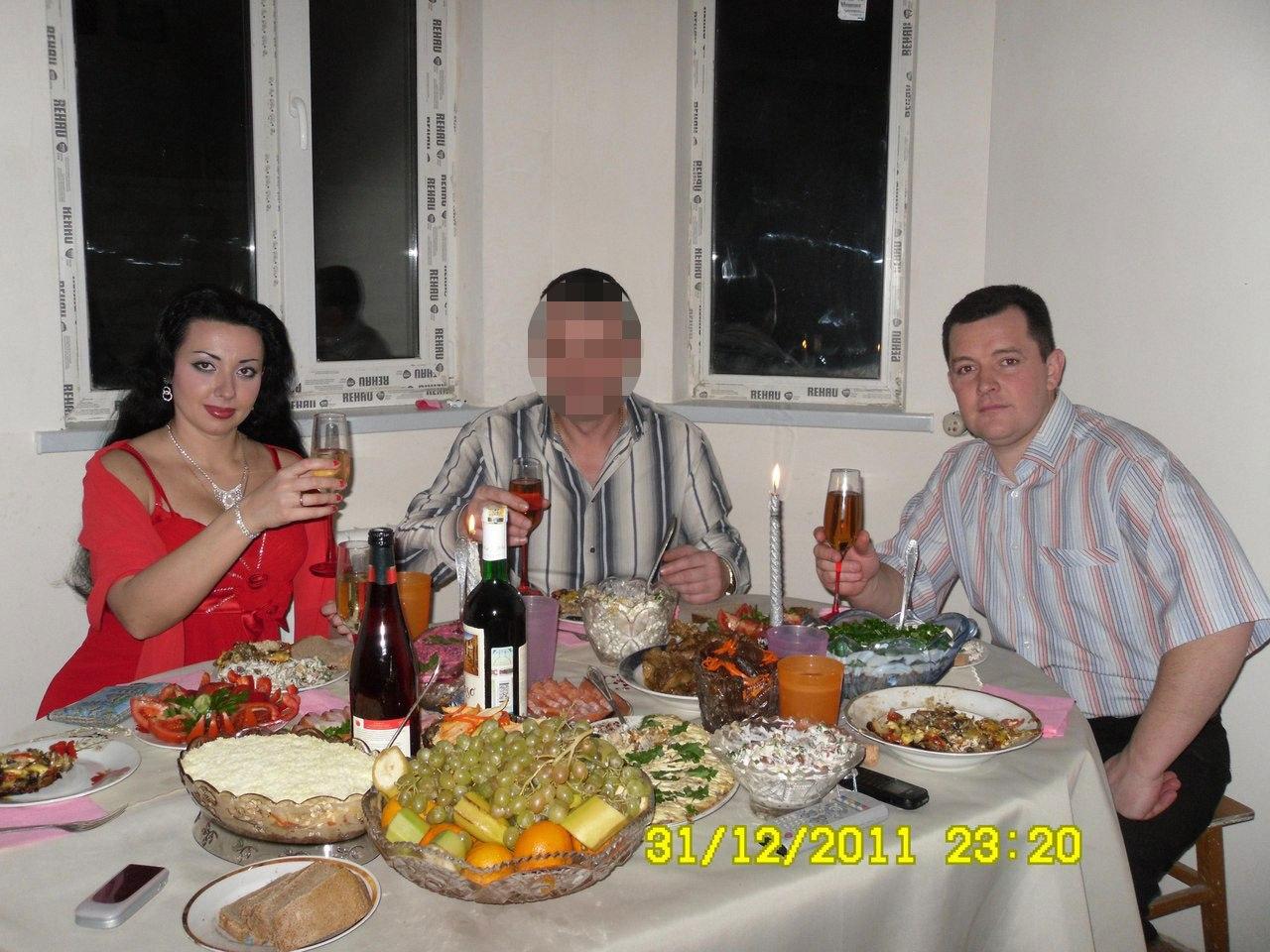 пьяная жена у друга