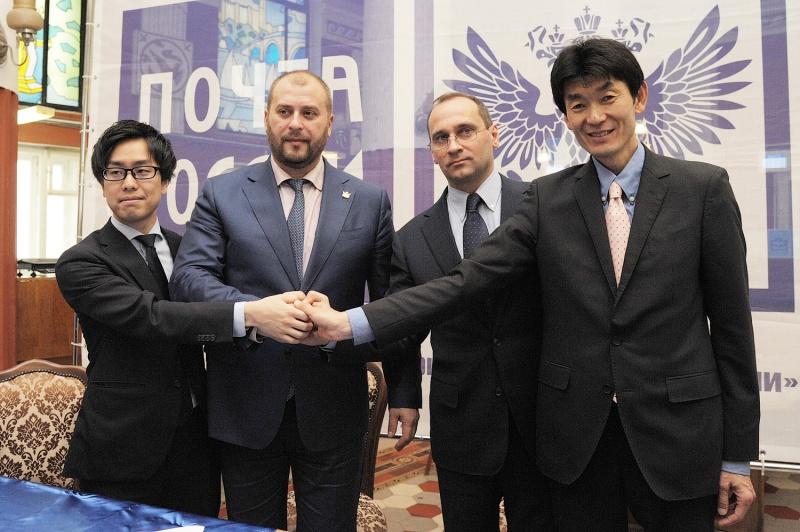 ВВоронеже начались пилотные продажи японских товаров— Почта РФ