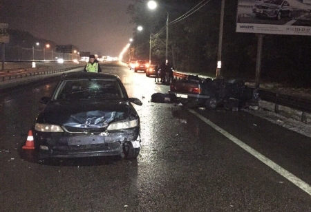ВВоронеже в итоге ДТП сучастием 3-х машин умер человек