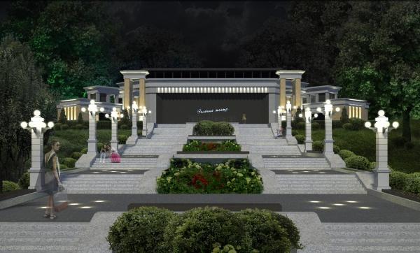 Нареконструкцию Воронежского центрального парка еще истратят еще 150 млн руб.