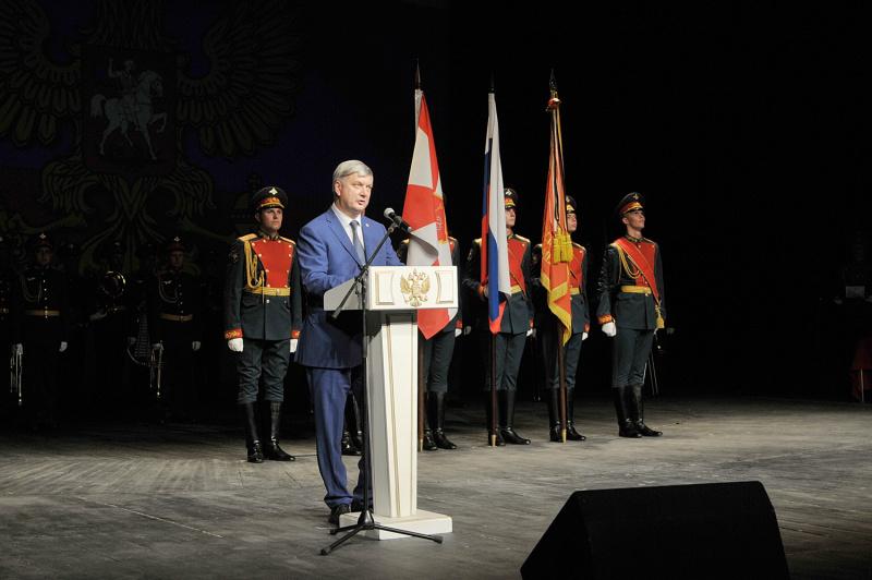 Общевойсковая армия ЗВО отпразднует юбилей в7 русских областях