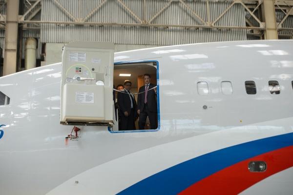 Наворонежском авиационном заводе будут делать новый военно-транспортный самолет