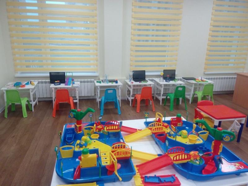 ВВоронеже открылся современный детский сад на220 мест