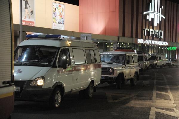 Полицейские отыскали воронежского подростка, «заминировавшего» навыходных Сити-парк «Град»