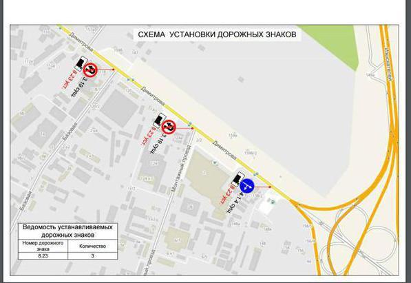 Наулице Димитрова вВоронеже поменяется организация дорожного движения