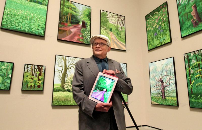 Увидеть документальные ленты о творчестве Дэвида Хокни и Ван Гога .jpg