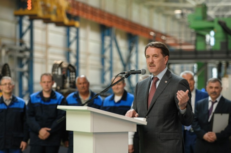 Труба: ВВоронежской области будут производить продукцию для добычи арктического газа