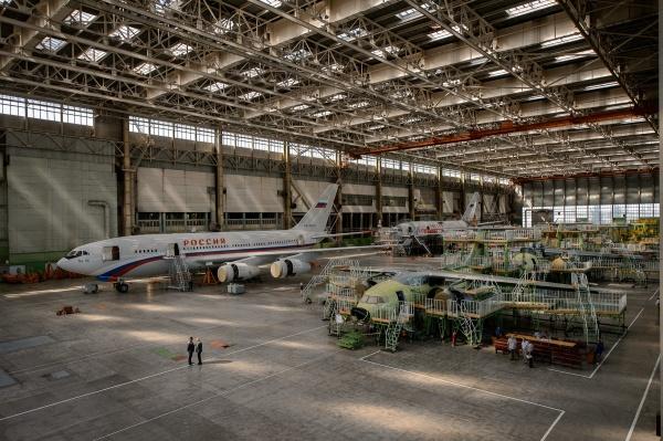 ВАСО планирует производить вгод восемь военно-транспортных Ил-112В