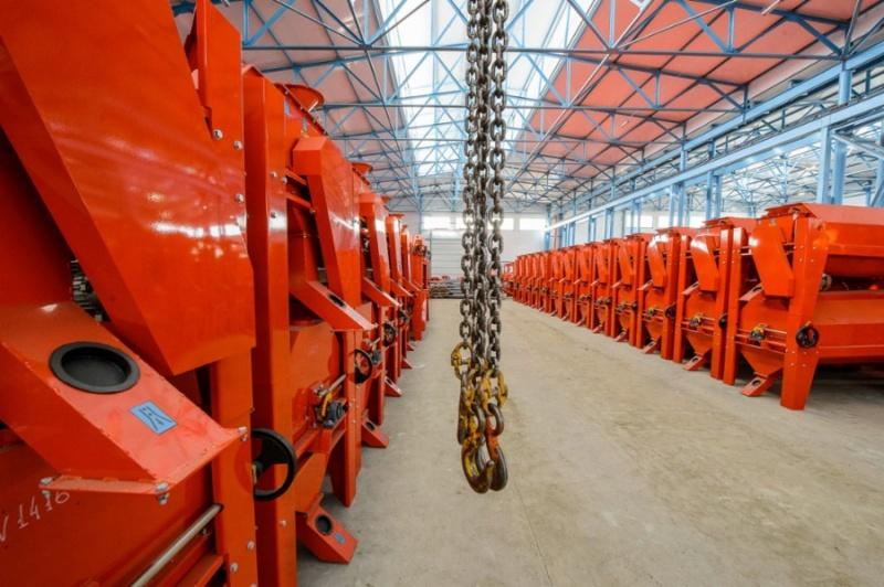 ВВоронежской области появится новый завод попроизводству сельхозтехники