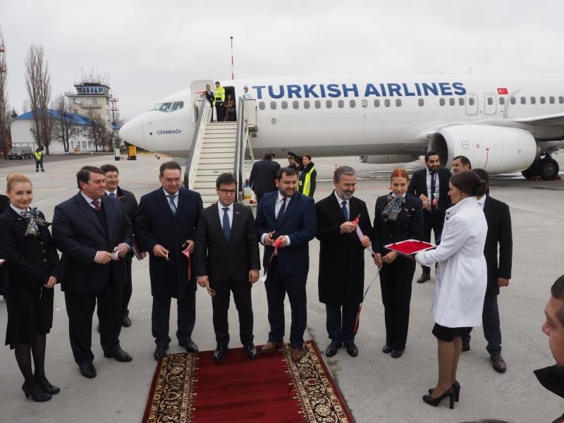 Началось постоянное авиасообщение между Воронежем иСтамбулом