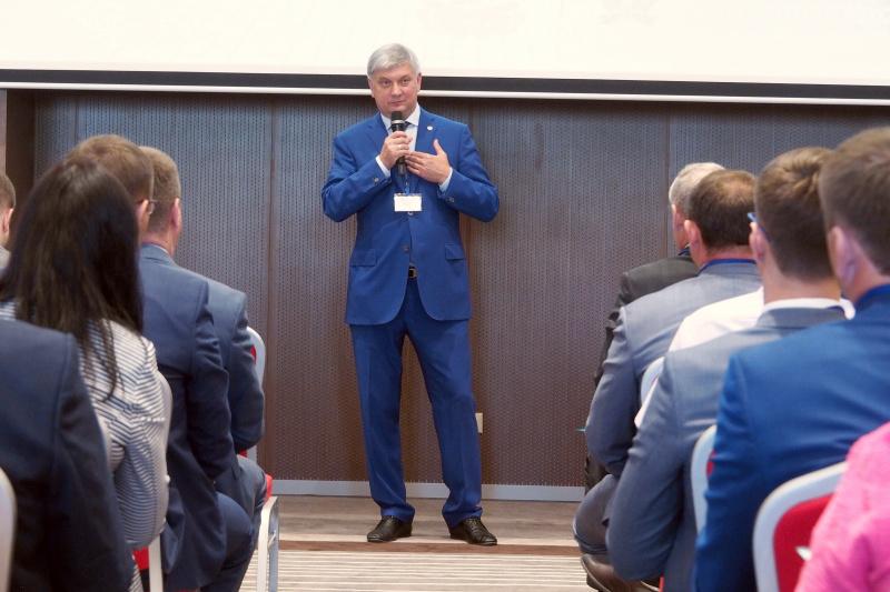 ВВоронежской области усовершенствуют региональную систему госуправления