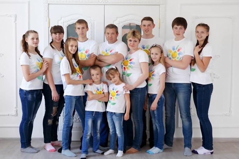 Многодетный папа из Воронежской области принял участие в первом Всероссийском форуме отцов
