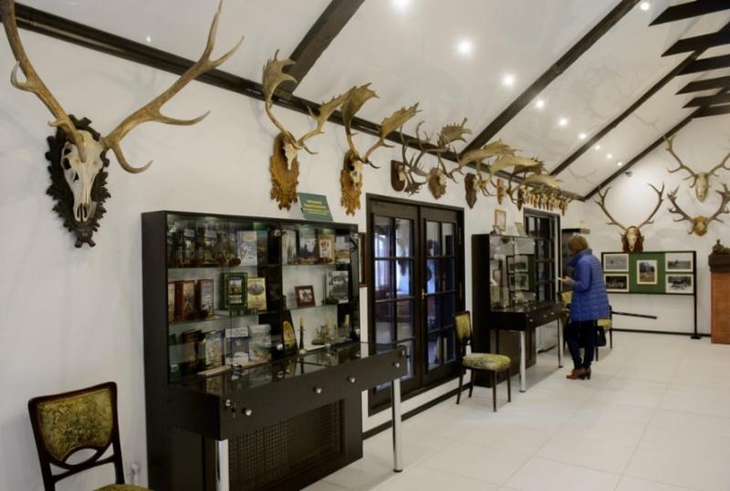Музей охоты появился вВоронежской области
