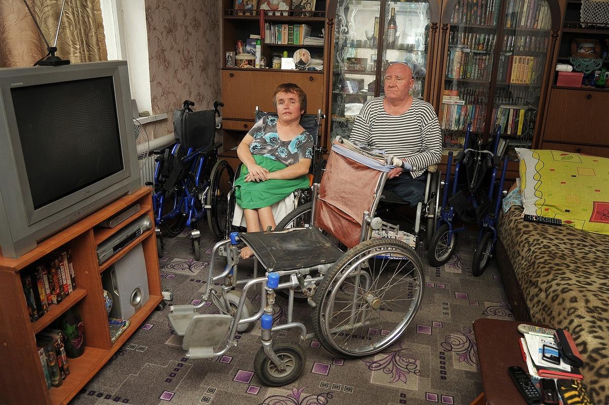 С инвалидами брака знакомство для