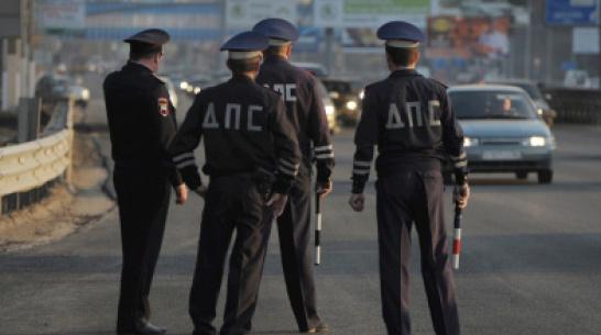 Полицейские будут тормозить всех воронежских водителей в ночь на 5 июля