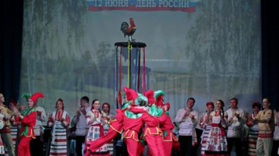 Борисоглебцы услышат выступление Воронежского народного хора имени Массалитинова 12 июня