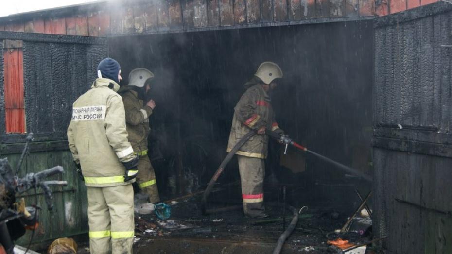 Под Воронежем пожарные нашли обгоревшее тело белоруски