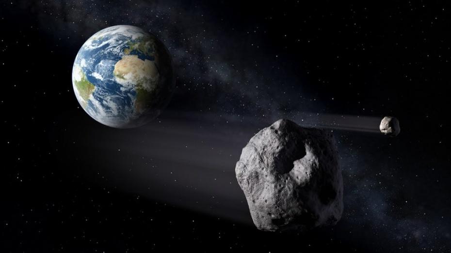 15 февраля воронежцы увидят полет гигантского астероида