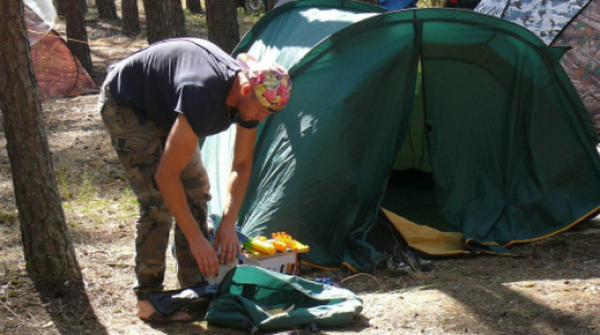 В Грибановском районе организуют палаточный сбор для семей