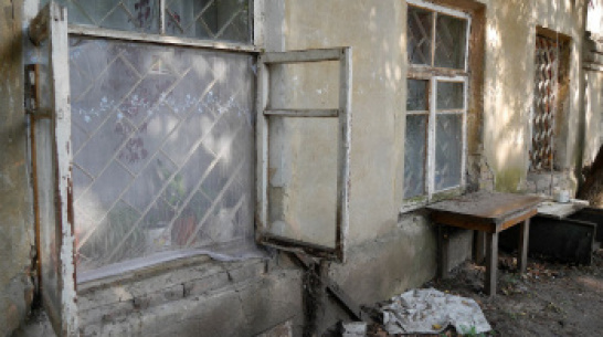 В Воронеже снесут 18 аварийных домов рядом с силикатным заводом