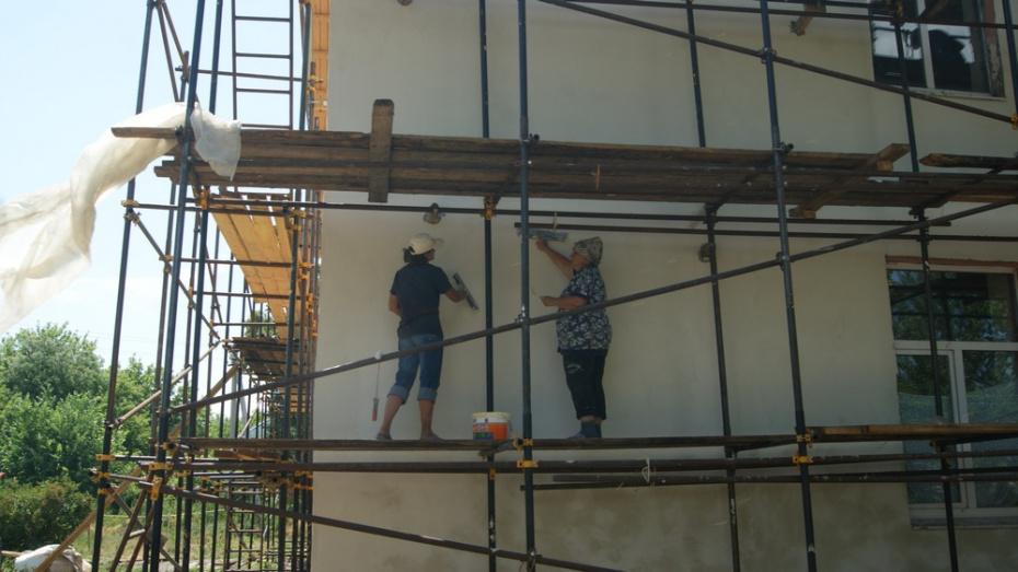 В воробьевском селе Рудня на ремонт Дома культуры потратят более 5,5 млн рублей