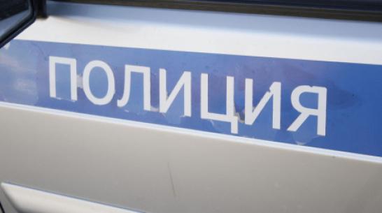 Под Воронежем полицейские поймали 63-летнего наркокурьера