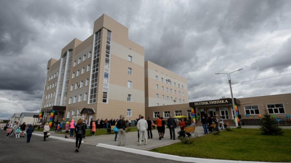 В воронежском микрорайоне Отрожка построят поликлинику