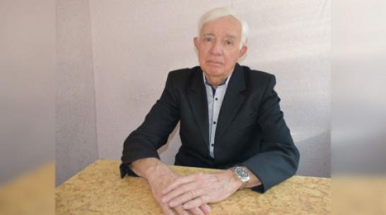 Звание «Почетный гражданин Борисоглебского городского округа» присвоили инженеру-строителю