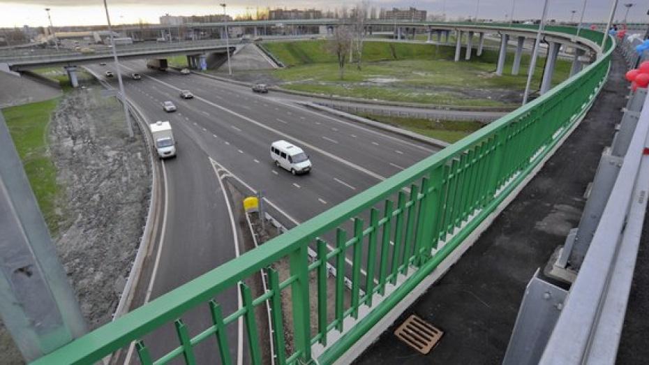 Проезд по участку трассы М4 в обход Воронежа будет платным до 2109 года