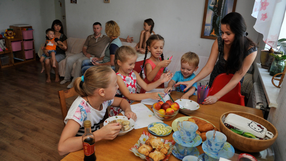 В Воронеже объявили конкурс семейных фото