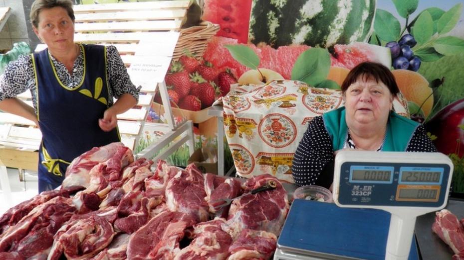 Бутурлиновские продукты пришлись воронежцам по вкусу
