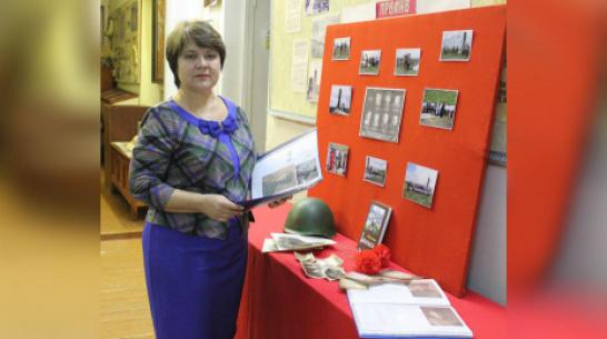 Имена и фотографии ольховатских солдат разместят на мемориале в Подмосковье