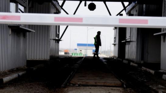 В Кантемировке у контрабандиста конфисковали товар на сумму 19 млн рублей и автомобиль