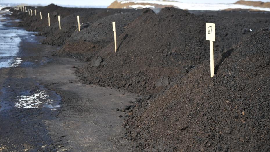 В Лискинском районе запустили производство органических удобрений