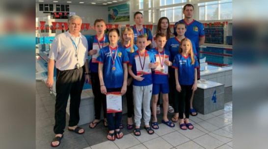 Рамонские пловцы выиграли 2 «золота» на областном первенстве