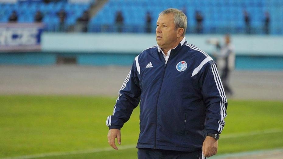 Наставник воронежского «Факела» Павел Гусев: «Мы сильнее многих и докажем это»