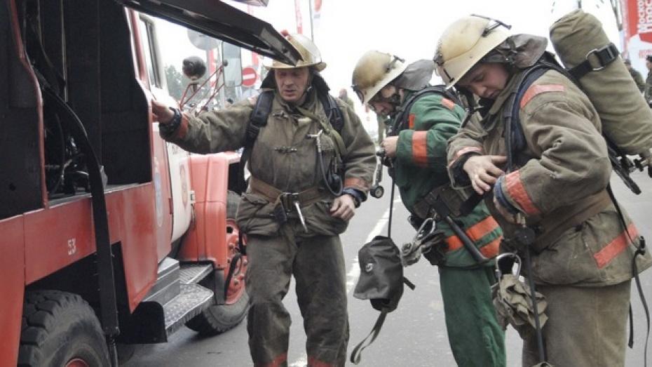 В Советском районе Воронежа мужчина едва не сгорел из-за неосторожности при курении