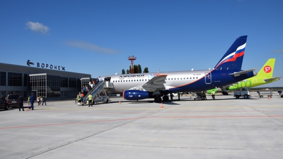 «Аэрофлот» запустил вечерний рейс изВоронежа в российскую столицу