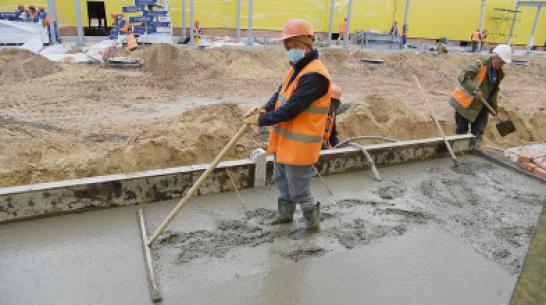 Строительство новой инфекционной больницы в Воронеже завершат до 30 июня