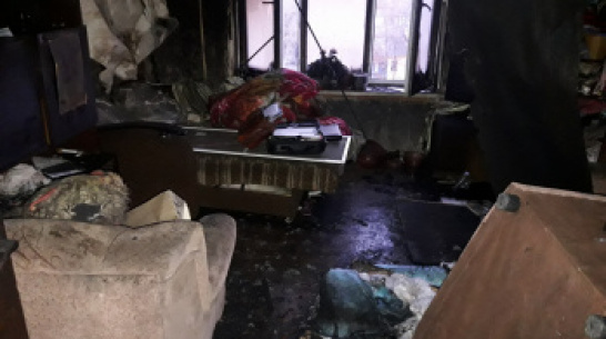 Воронежца обвинили в гибели 6-летней племянницы и матери при пожаре